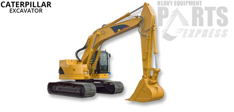 Caterpillar Parts Excavator Parts