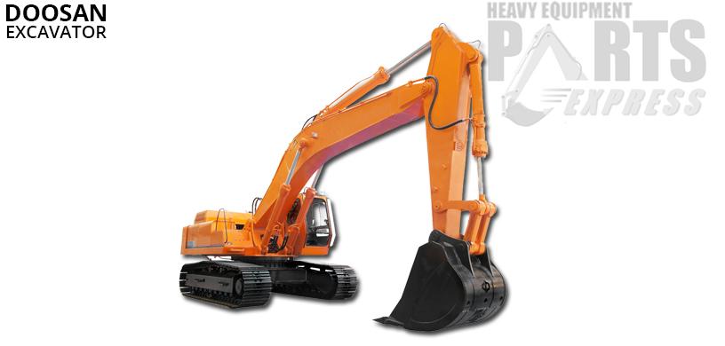 Doosan Parts Excavator Parts