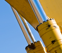 Excavator Boom Cylinder