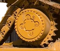 Bulldozer Final Drive