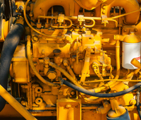 Bulldozer Engines