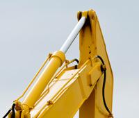 Hyundai Excavator Stick Cylinder
